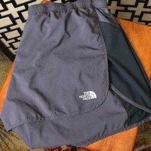 North Face Flight Series grey shorts